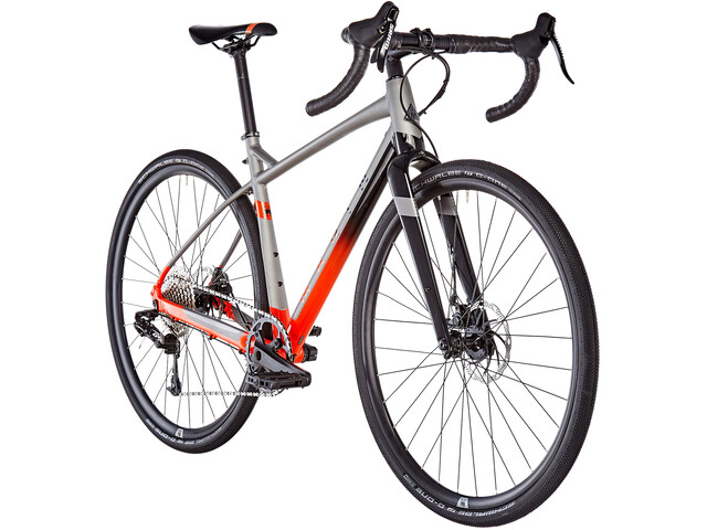 Marin Gestalt X10 Cyclocross orange (2019) | Cross-cykler